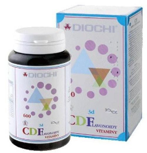 CDF Diochi - 80 kapslí