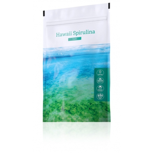 Hawaii Spirulina Energy - 200 tbl