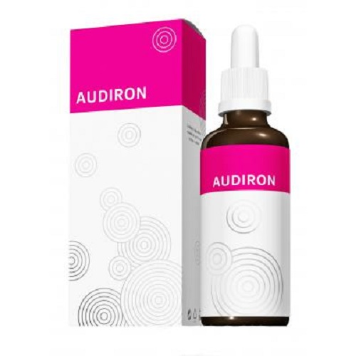 Audiron Energy - kapky do uší 30 ml