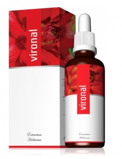 Vironal Energy - kapky 30 ml